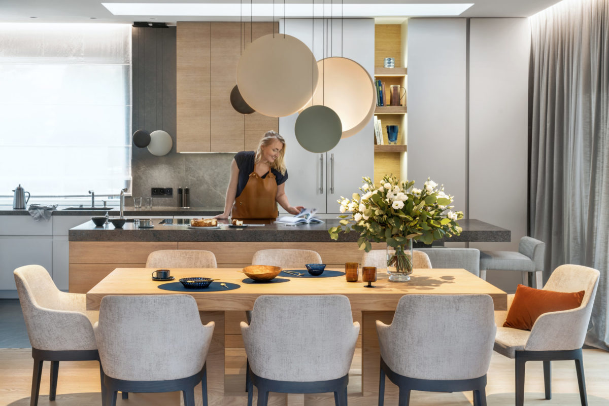 projektowanie kuchni premium ekskluzywna