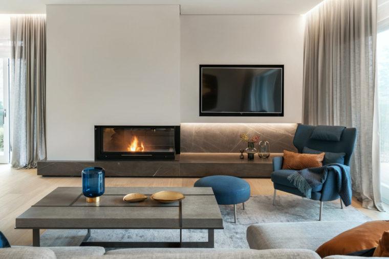 projektowanie penthouse