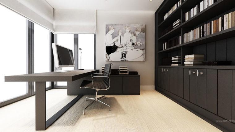 projektowanie ekskluzywnych apartamentów